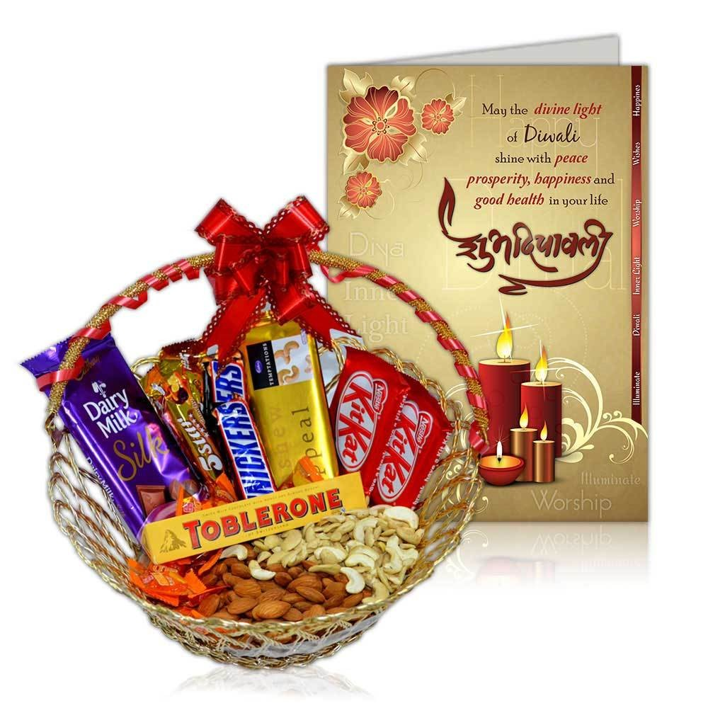 Cheap Diwali gifts for company staff members in New Delhi
