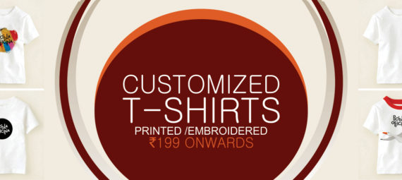 design custom tshirt online india