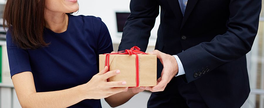 importance of corporate giftings