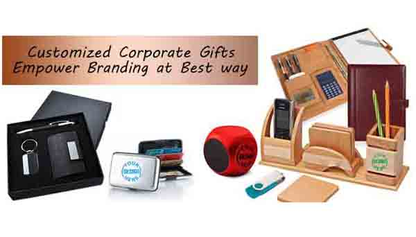A Unique Trending Method to impress your clients with Personalized Corporate Gifts.