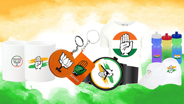How to choose Election Merchandise 2019 for Election promotional Items?