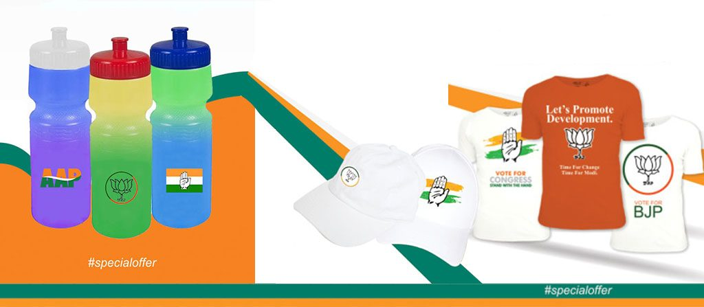 Promotionalwears Election Promotion Items