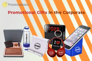 Promotional gift corporate sector