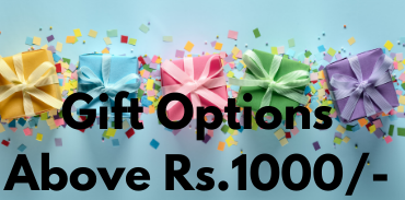 Gifts Range Above Rs 1000