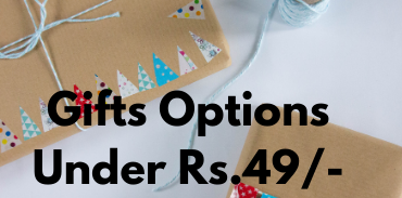 Gifts Range Under 49 Rs
