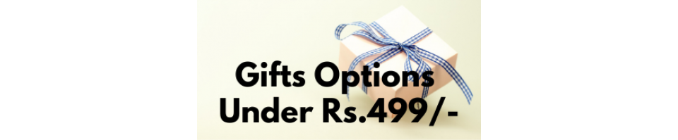Gifts Range Rs 200 - Rs 499