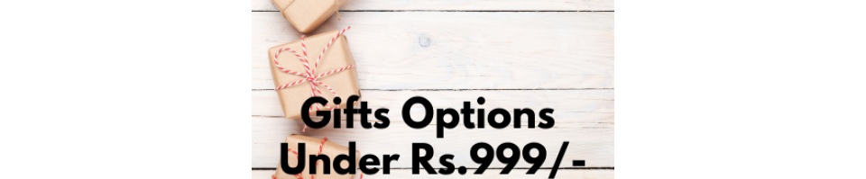 Gifts Range Rs 500 - Rs 999