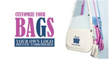 Personalized Printed Bags