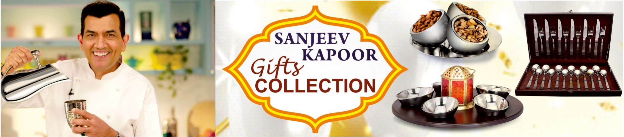 Chef Sanjeev Kapoor Collection