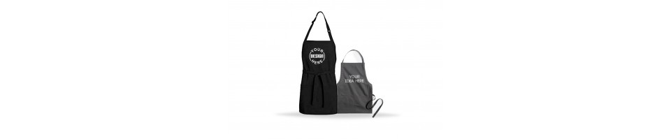 Personalize Aprons