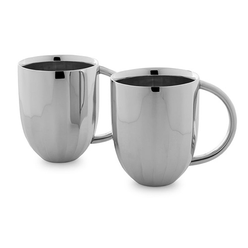 Dome Coffee Mug set of 2