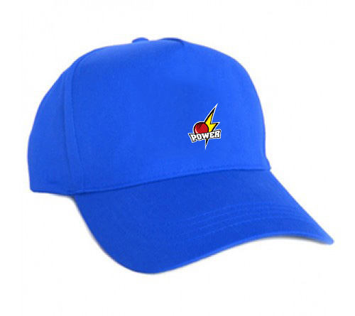 Blue Color Cap