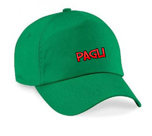 Customized Green Color Cap
