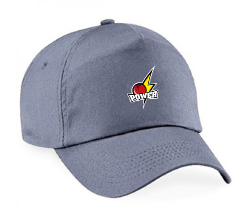 Customized grey Color Printed Cap