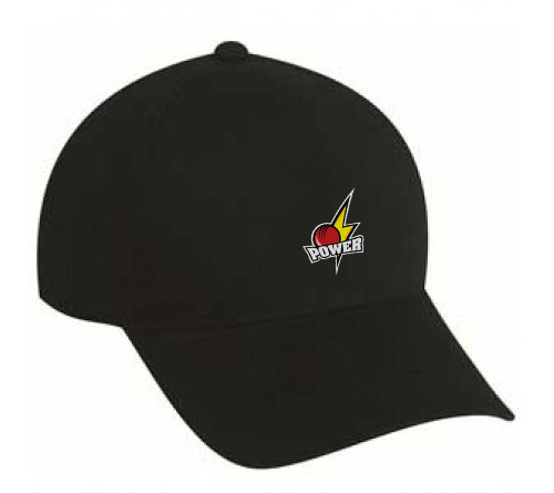 Customized Black Cap Logo Printed