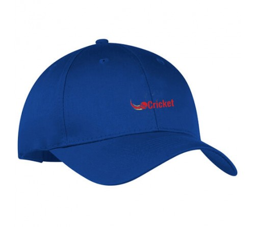 9daaf2b70aa Personalized Printed Customized Embroidered Golf Caps Royal Blue ...