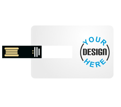 Personalised Credit Card Pen Drive 32 GB