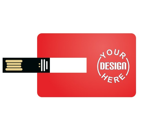 Card Shape Pendrive 8GB