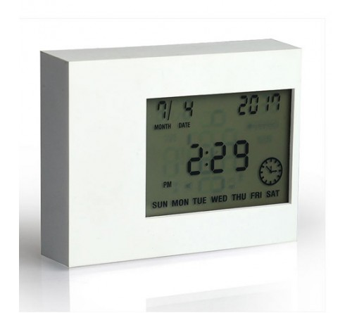 Unique Feature 4 Way Clock