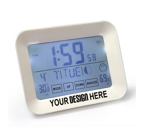 Touch Screen Clock