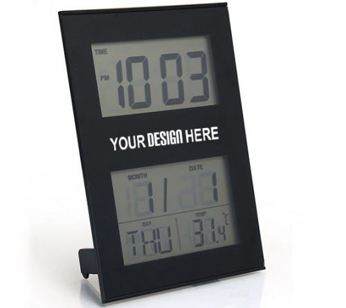 Wall Cum Table Clock