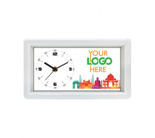 Rectangle Table Clock