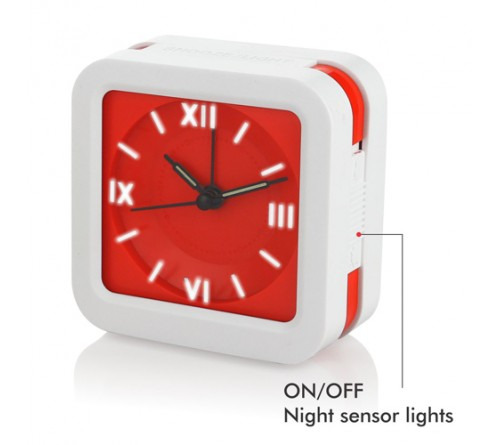 Super Sweep Alarm Clock with Light up Numbers