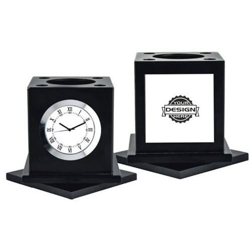 Table Clock with Utility