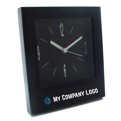 Personalized Bold Alarm Clock