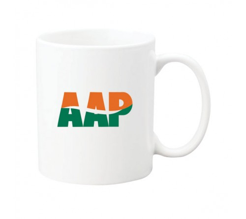 AAP Election Promotional Mug