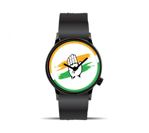 Congress Election Promotional Wrist Watch