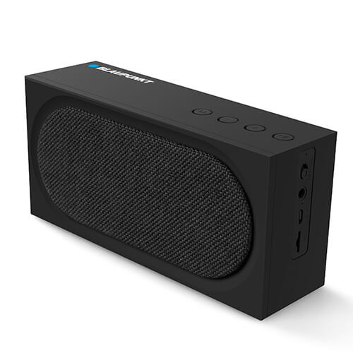 Blaupunkt Portable Outdoor Bluetooth Speaker Black