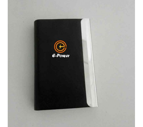Visiting Card Style Power Bank 4000 MAh