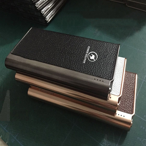 Wallet Style Power Bank 4000 MAh