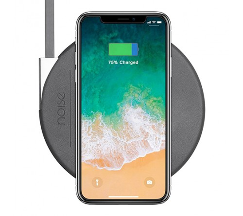 Noise Slimmest Fast QI Wireless Charging Pad