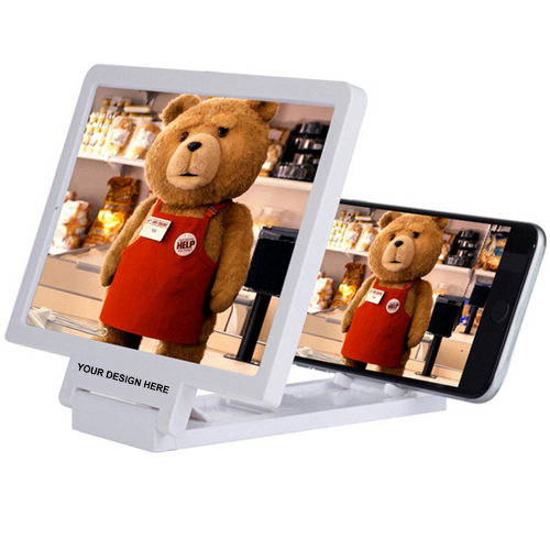 Personalized Mobile Screen Magnifier