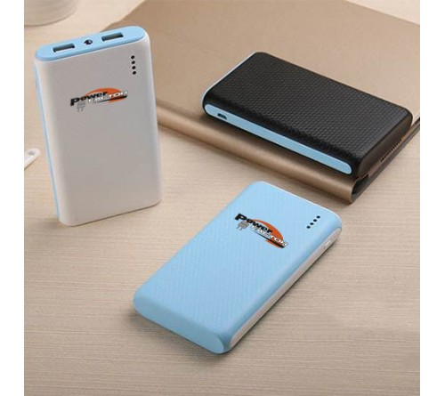Power Bank With Torch 4000 Mah