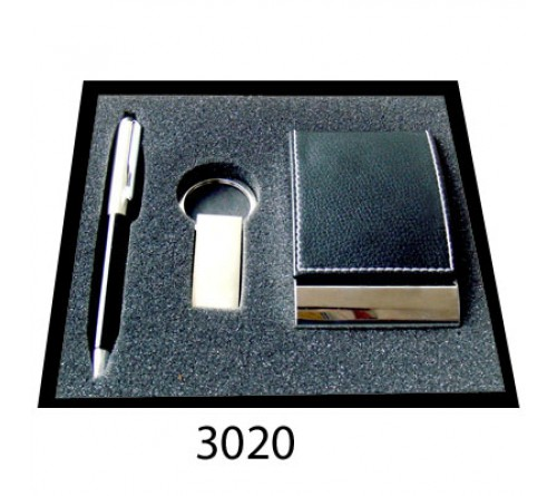 Pen / Metal Key Chain / Visiting Card Holder
