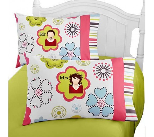 image printed pillows