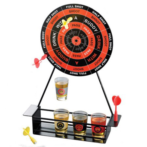 Customized Drinking Dart Game