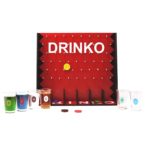 Customized Drinko Game