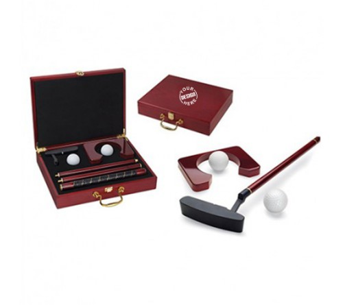 Wooden Golf Case set