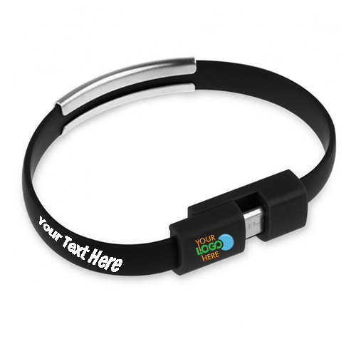 Printed Wrist Band Data Cable