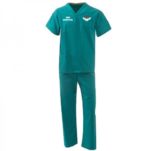 Unisex Scrub Suits