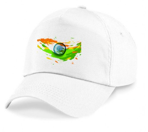 independence day designed cap