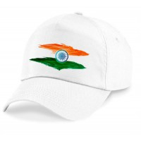 patriotic indian caps