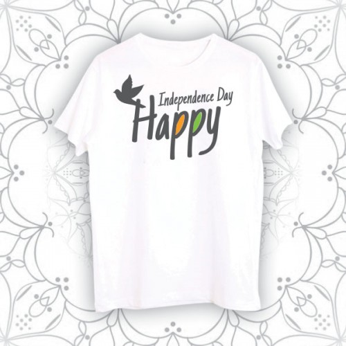 Independence Day Printed Tshirt