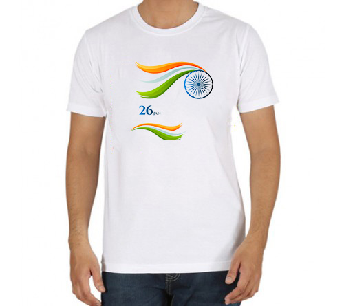 Printed Republic Day T-shirts