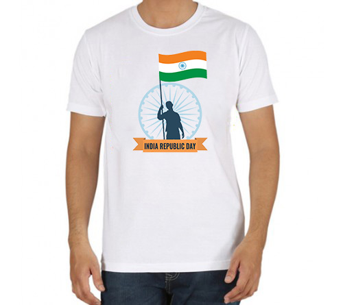 Customized Republic Day T-shirts