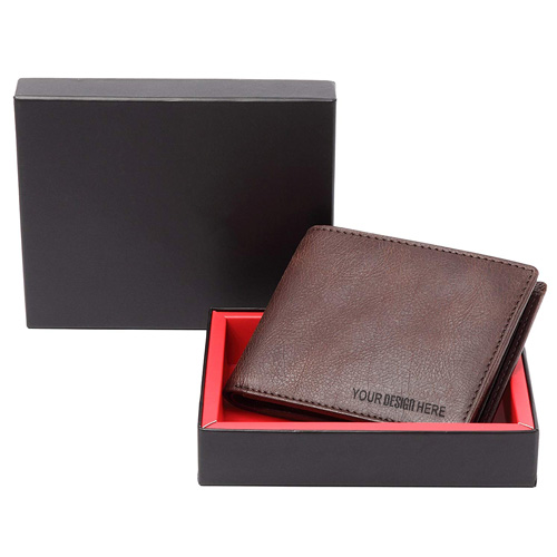 Brown Men's Wallet